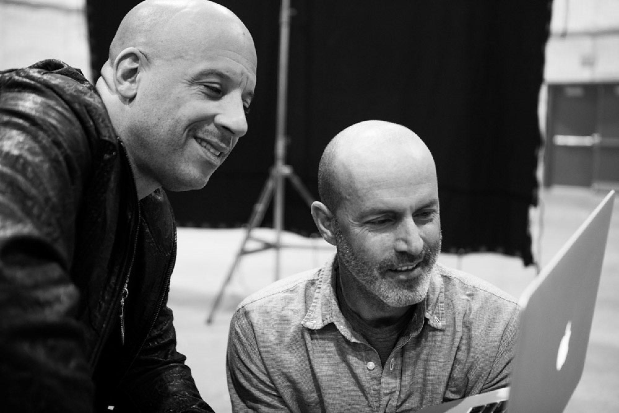 XXX Return of Xander Cage-Vin Diesel / D.J. Caruso