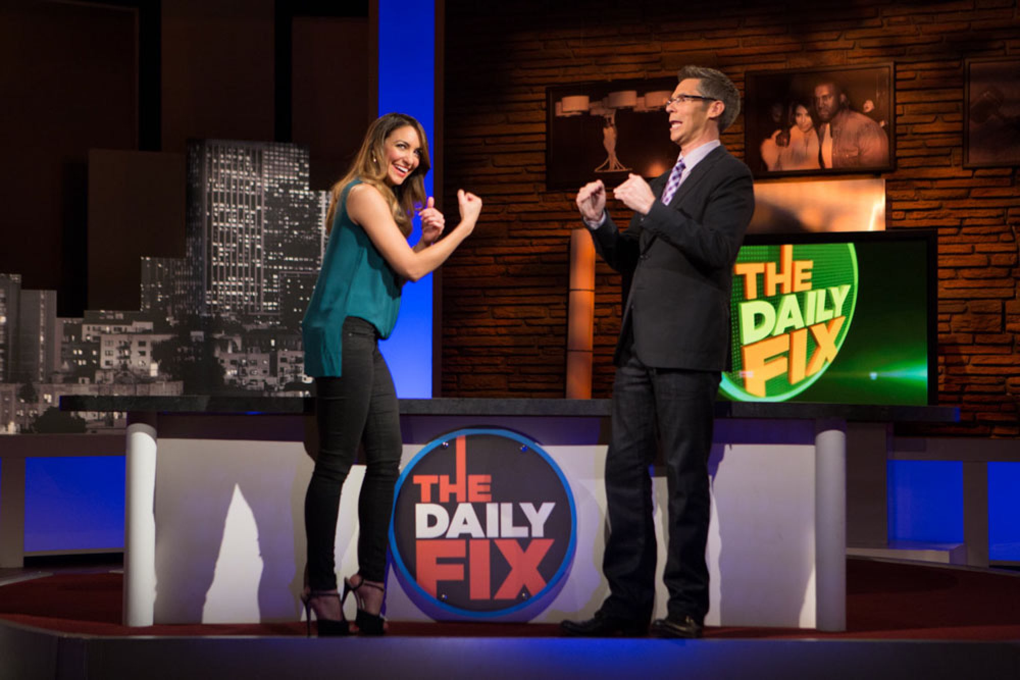 CBS- The Daily Fix