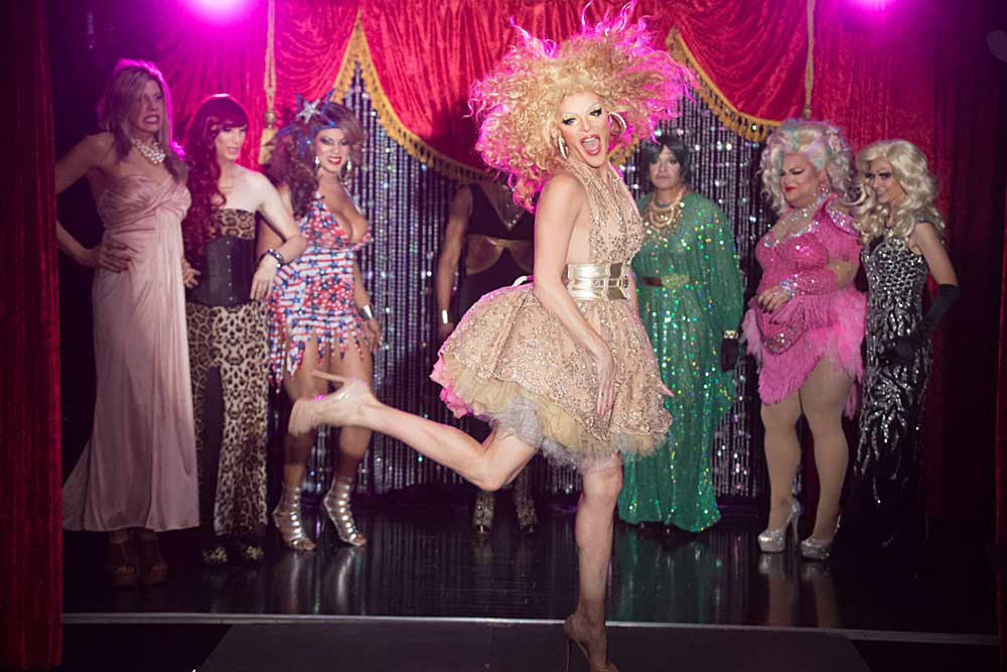 Miss Arizona cast