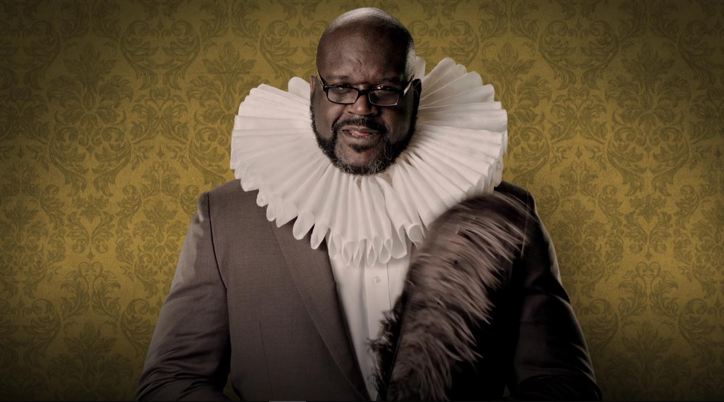 TNT-SHAQ on Shakespeare