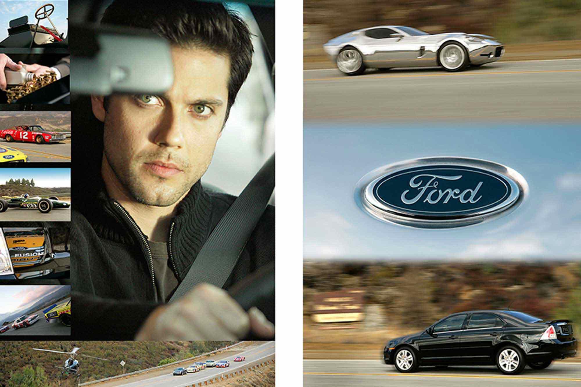 Ford BTS-Team Detroit